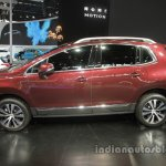 2016 Peugeot 3008 at Auto China 2016 left side