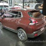 2016 Peugeot 3008 at Auto China 2016 rear three quarters