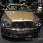 Bentley Mulsanne EWB First Edition front Auto China 2016