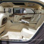 Bentley Mulsanne EWB First Edition rear cabin Auto China 2016
