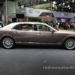 Bentley Mulsanne EWB First Edition side Auto China 2016