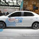 Citroen E-Elysee at Auto China 2016 side profile