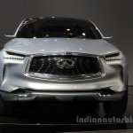 Infiniti QX Sport Concept front at the Auto China 2016