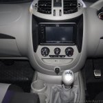 Mahindra Nuvosport center console launched