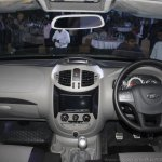 Mahindra Nuvosport dashboard launched