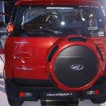 Mahindra Nuvosport rear launched