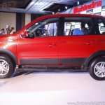 Mahindra Nuvosport side launched