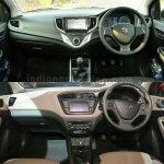 Maruti Baleno vs Hyundai Elite i20 interior Comparison Review