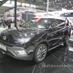 SsangYong XLV at Auto China 2016 front three quarters left side