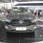 SsangYong XLV at Auto China 2016 front