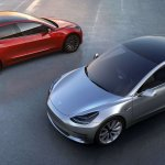 Tesla Model 3 official image