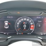 2016 Audi R8 V10 Plus Virtual Cockpit first drive