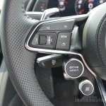 2016 Audi R8 V10 Plus buttons first drive