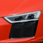 2016 Audi R8 V10 Plus headlamp first drive