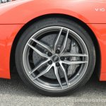 2016 Audi R8 V10 Plus wheel first drive