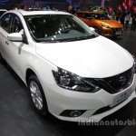 2016 Nissan Sylphy at Auto China 2016 front three quarters