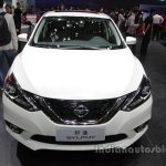 2016 Nissan Sylphy at Auto China 2016 front