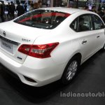 2016 Nissan Sylphy at Auto China 2016 rear three quarters