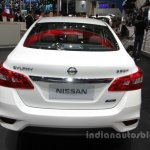 2016 Nissan Sylphy at Auto China 2016 rear