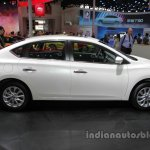 2016 Nissan Sylphy at Auto China 2016 side profile