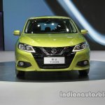 2016 Nissan Tiida at Auto China 2016 front