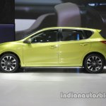 2016 Nissan Tiida at Auto China 2016 left side