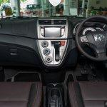 2016 Perodua Myvi 1.5L Advance dashboard launched