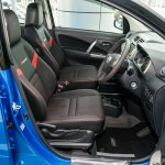 2016 Perodua Myvi 1.5L Advance front cabin launched