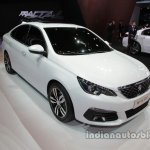 2016 Peugeot 308 Sedan at Auto China 2016 front three quarters right side