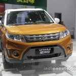 2016 Suzuki Vitara front at Auto China 2016