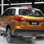 2016 Suzuki Vitara rear three quarters left side at Auto China 2016