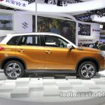 2016 Suzuki Vitara side profile at Auto China 2016