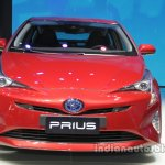 2016 Toyota Prius front at Auto China 2016
