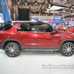 2017 Changan CS95 at Auto China 2016 side profile