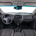 2017 Chevrolet Trailblazer (facelift) interior unveiled