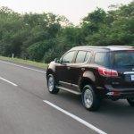 2017 Chevrolet Trailblazer (facelift) rear three quarter unveiled