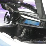 BAIC ARCFOX-7 interior at Auto China 2016