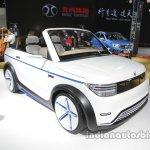 BAIC ArcFox-1 front three quarters at Auto China 2016