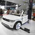 BAIC ArcFox-1 front three quarters left side at Auto China 2016