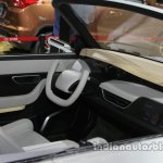 BAIC ArcFox-1 interior at Auto China 2016