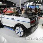 BAIC ArcFox-1 rear three quarters at Auto China 2016
