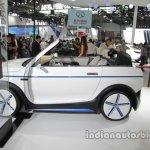 BAIC ArcFox-1 side profile at Auto China 2016