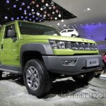 BAIC BJ40 front three quarters at Auto China 2016