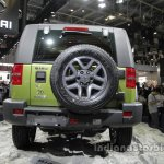 BAIC BJ40 rear at Auto China 2016