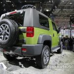 BAIC BJ40 rear three quarters at Auto China 2016