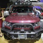BAIC BJ40L front at Auto China 2016