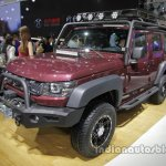 BAIC BJ40L front three quarters at Auto China 2016
