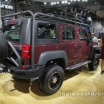 BAIC BJ40L rear three quarters at Auto China 2016