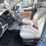 BAIC H3F interior at Auto China 2016