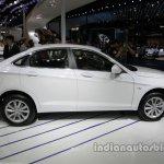 BAIC Senova EU260 side profile at Auto China 2016